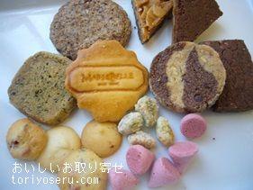 マリベルのクッキー缶