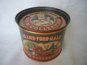 グランドフードホールのハーブローストナッツ(缶)