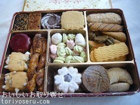 アトリエうかいクッキー缶